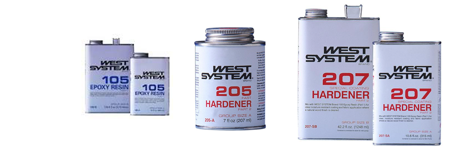 West System Epoxy Products